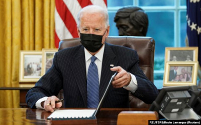 Biden Kirim Hawa Segar ke Ukraina, Putin Dibuat Kebakaran Jenggot
