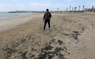 Israel Tutup Pantai Mediterania Setelah Terjadi Tumpahan Minyak