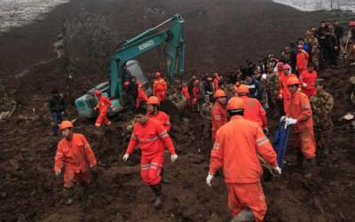 14 Hari Terperangkap, Akhirnya Para Penambang China Diselamatkan