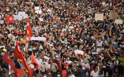 Myanmar Ampun-ampunan, Rakyatnya Ketakutan, PBB Turun Tangan