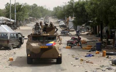 Aparat Bikin 300 Pemberontak Ampun-ampunan, Kematian di Mana-Mana