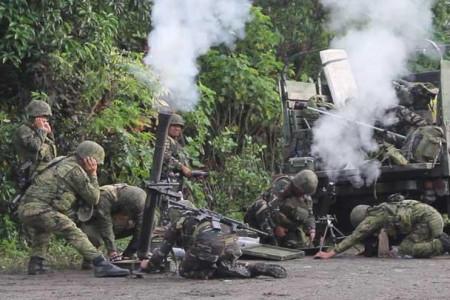 Mendadak Kelompok Teroris Serbu Filipina, Warganya Melarikan Diri