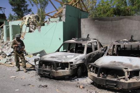 Ledakan Dahsyat di Afghanistan, 30 Warga Meninggal Bergelimpangan