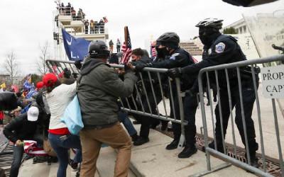 Duh Berani Banget! Pejabat Ini Ancam Buat Kerusuhan di Capitol
