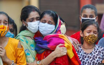 India Prioritaskan Orang Tak Mampu Disuntik Vaksin Covid-19