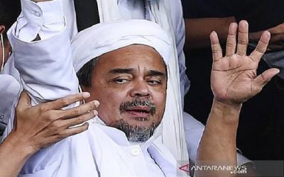 Sidang di Bulan Ramadan, Rizieq Minta Ini dari Balik Jeruji Besi