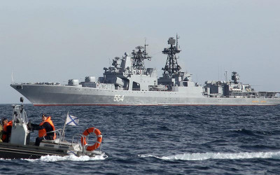 Rusia Kirim Hawa Panas Neraka di Laut Hitam, AS-Israel Tidak Diam