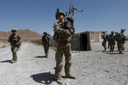 Pasukan Afghanistan Tempur Lawan Taliban, Kehebatannya Dahsyat