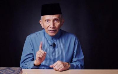 Amien Rais Magnet Koalisi Islam, Pilpres 2024 Makin Bergemuruh
