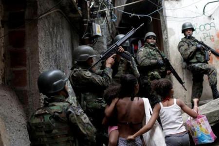 Mencekam, Brasil Ampun-ampunan, 27 Bandar Narkoba Meninggal Dunia