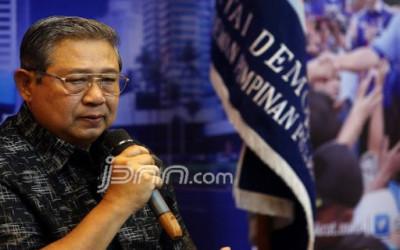 Teriakan Lantang Pendiri Demokrat Telak, SBY Dalam Bahaya