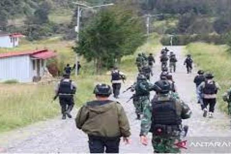 Peringatan Panglima Hadi dan Kapolri Listyo, KKB Papua Siap-siap