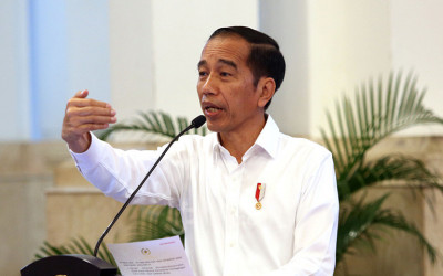 Teriakan Maut PKPI Panas Sekali, Jokowi Bisa Kebakaran Jenggot