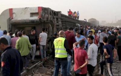 109 Warga Jadi Korban Kecelakaan Kereta, Getarkan Langit mesir