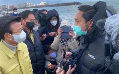 Kapal Terbalik, Tiga ABK WNI Hilang di Pulau Leju Korsel
