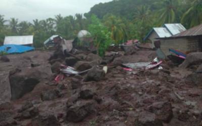 Siklon Tropis Seroja Terjang Indonesia, 181 Jiwa Tewas Mengerikan