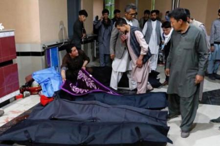Afghanistan Hancur, Penuh Mayat-mayat Berantakan, Warga Tersayat