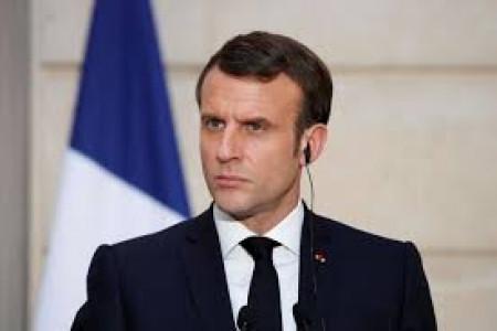 Presiden Emmanuel Macron Ngamuk Besar, Terancam 'Perang Saudara'