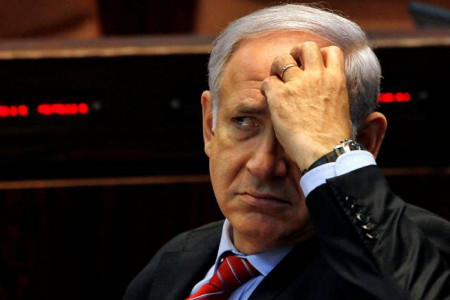 Benjamin Netanyahu Jadi Dalang Perang Besar Israel dan Palestina