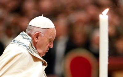 Sedih Sekaligus Murka, Paus Fransiskus Dibuat Sakit Hati, Ada Apa