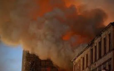 Sekolah Terbakar, 20 Anak Tak Berdosa Mati, Merinding