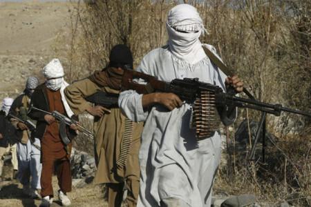 Cari Gara-gara, Taliban Kepung Afghanistan, Bikin Gemetar