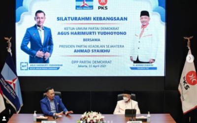 Koalisi Partai Islam: Temu PD & PKS, AHY Sebut Beda Warna Politik