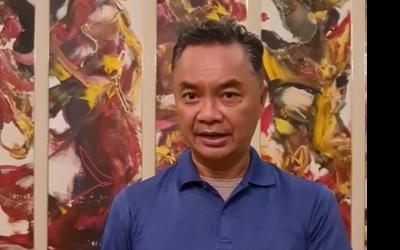 Digandeng Menteri Sandiaga Uno, Intip Sosok Dino Patti Djalal