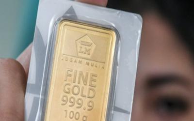 Harga Emas Antam Hari Ini, Kamis 8 April 2021, Turun Rp 2.000/Gr
