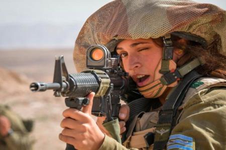 Cantik Tapi Mematikan, Deretan Aturan Unik Tentara Cewek Israel