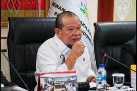 DPD Perjuangkan Nasib Guru Honorer, LaNyalla Jelaskan Soal Pansus