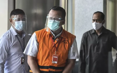KPK Duga Edhy Prabowo Jajan Wine Pakai Uang Korupsi Benur