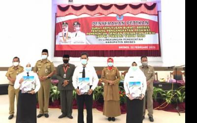 Rezeki Nomplok, PPPK Rekrutmen 2019 Bulan Depan Terima Gaji