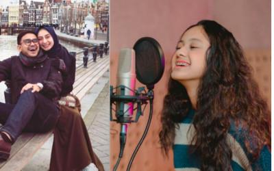 Putri Ramzi Cantik Banget, Model dan Penyanyi juga Berjiwa Sosial