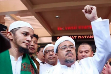 Seruan Rizieq Shihab Divonis Bebas Mengemuka, Alasannya Ternyata…