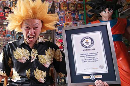 Raja Kolektor Action Figure Dunia, Ternyata Awalnya Karena Goku