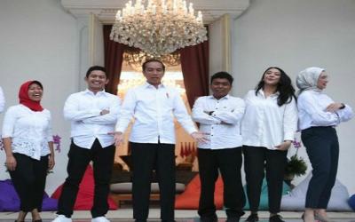 Staf Khusus Milenial Jokowi, Politikus: Kinerjanya Belum Kinclong