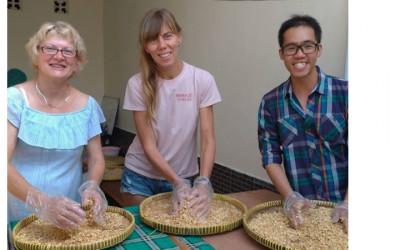 Wong Solo Milenial, Buat Tempe Kreatif di Bali, Pelanggannya Bule