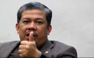 Suara Lantang Fahri Hamzah Menghujam, Indonesia Mendewakan KPK!