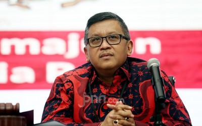 Isu Pertemuan Megawati & Moeldoko, Jawaban Hasto Mencengangkan