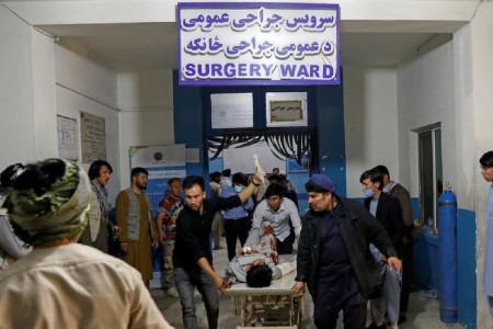 Afghanistan Mencekam, Lusinan Orang pun Tewas Mengenaskan