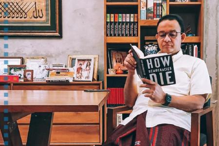 Ramalan Denny Darko Soal Anies Baswedan di Pilpres Bikin Kaget!