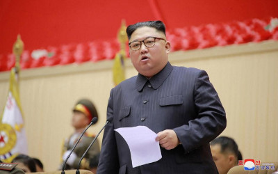 Titah Kim Jong Un Menggelegar, Korut Hadapi Serangan Maut