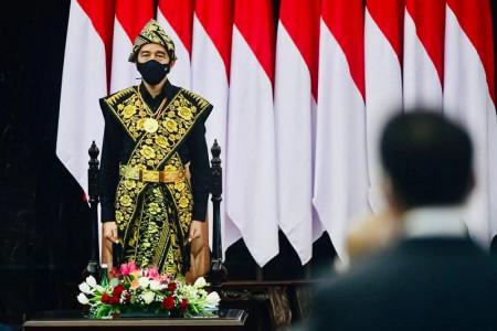 Presiden Jokowi Juga Berhak Mendapat THR, Segini Nominalnya...