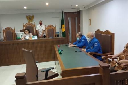 Kubu AHY Mangkir di Sidang, Max Sapacua: Gugatannya Abal-abal