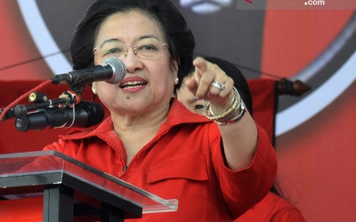 Megawati Membara, Partainya Kuasai Ibu Kota, Top Markotop!
