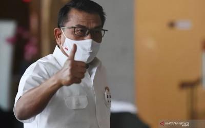 Moeldoko Diadang, Terima Jabatan Ketum Demokrat dari Telepon