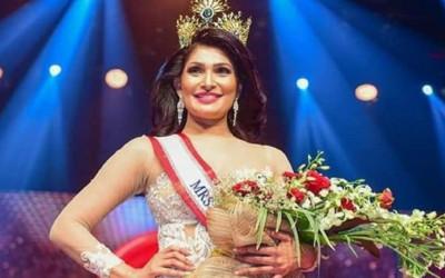 Nahas, Juara Mrs Sri Lanka 2021 Direbut Paksa Hingga Terluka