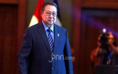 Loyalis Moeldoko Makin Bergemuruh, SBY Mohon Tetap Tenang