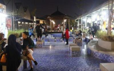 Destinasi Wajib K-popers, Sensasi Negeri Ginseng di Kampung Korea